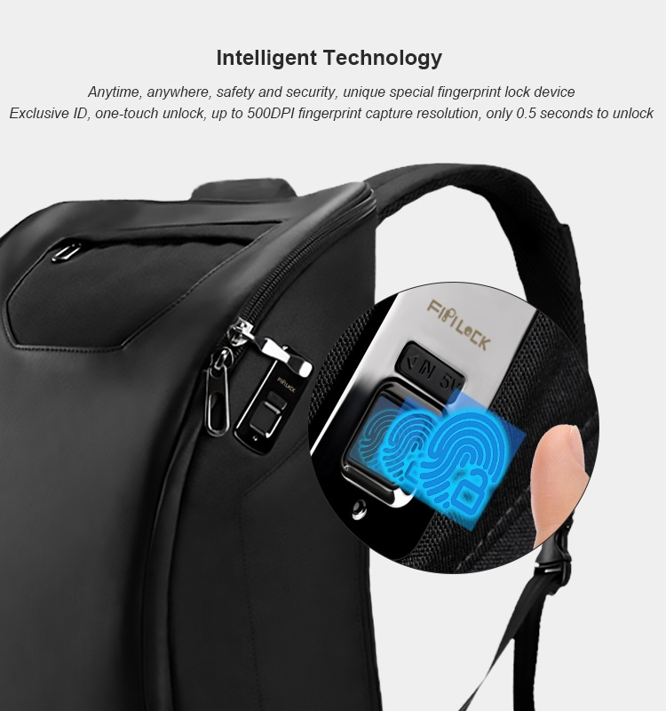How to Choose A High Cost-effective Smart Backpack?