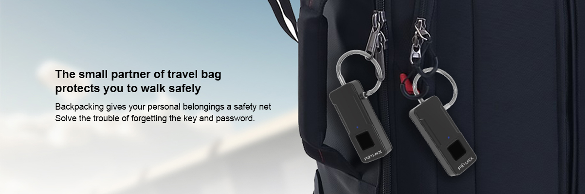 bluetooth lock for backpack