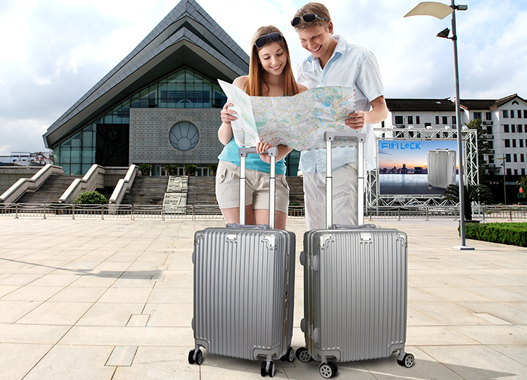 The luggage has ushered in the age of Smart, are you behind the times?